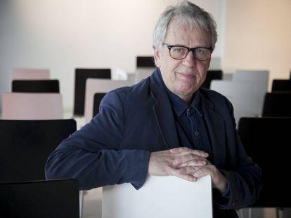 El pianista Kenny Werner, en Madrid.