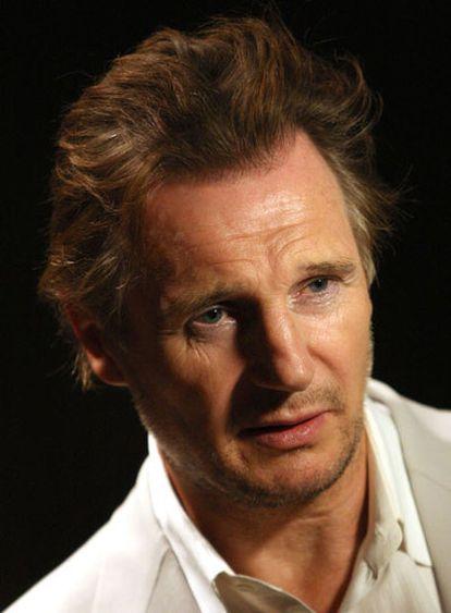 El actor Liam Neeson