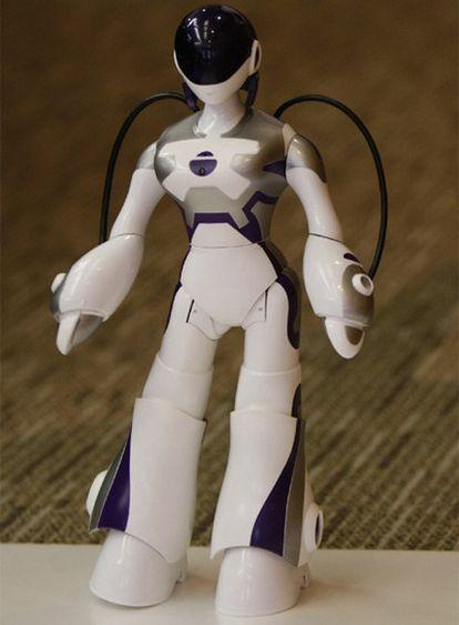 """EMA valdrá alrededor de 110 euros y, según la compañía Sega Toys, se comporta """"como una verdadera novia""""."""