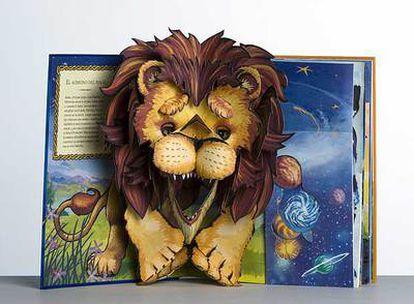 <i>Pop up</i> de <i>Las crónicas de Narnia</i>, de C. S. Lewis, en versión de Robert Sabuda.