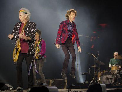 Los Rolling Stones llegan a México como parte de su gira Olé Tour, en el que visitan ocho países de América Latina.