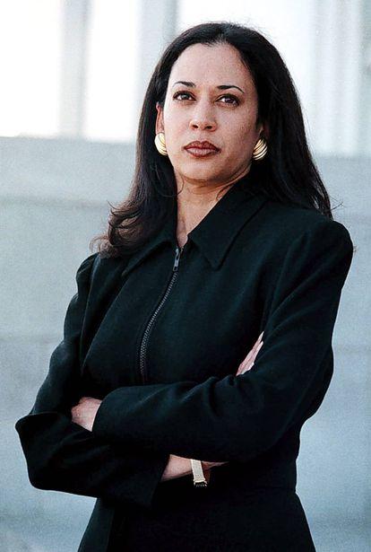 Como ayudante del fiscal del distrito de Alameda (Oakland), en 1997.