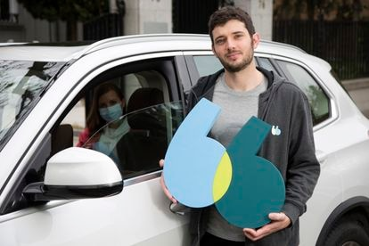 Florent Bannwarth, BlaBlaCar's director of operations for Spain and Portugal.