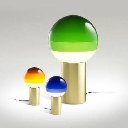 Dipping Light se puede encontrar en dos tamaños.