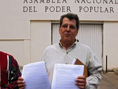 El disidente cubano Oswaldo Payá, en una imagen de 2007.