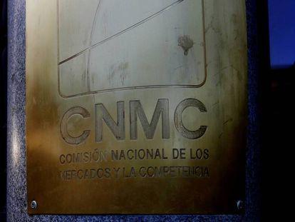 Sede de la CNMC, en Madrid.