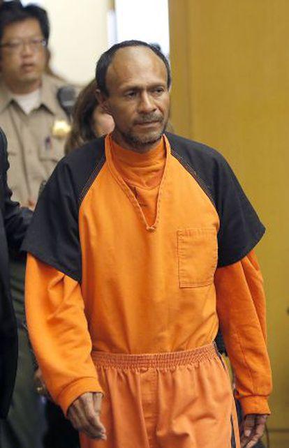 Francisco Sanchez, el lunes ante el juez.
