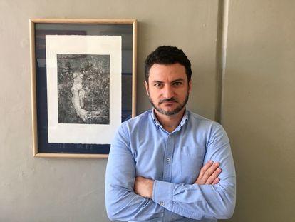 Alejandro Madrazo, investigador del Centro de Investigación y Docencia Económicas.