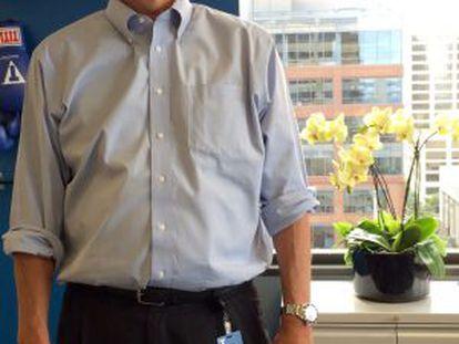 Keith Krach, consejero delegado de DocuSign.