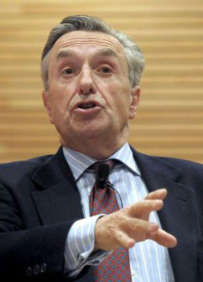 José María Marín Quemada, en 2010.