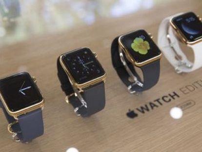 La distribución mundial de relojes inteligentes ha caído un 32% este trimestre año a año, según IDC