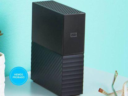 Ponemos a prueba tres discos duros externos de sobremesa de gran capacidad: Western Digital, Seagate y Toshiba.