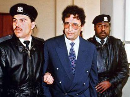 Abdelbaset Al Mohmet al Megrahi, terrorista libio al que se imputa el atentado de Lockerbie.
