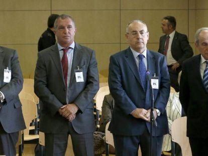 La cúpula de Caixa Penedés elude la cárcel tras devolver 28 millones