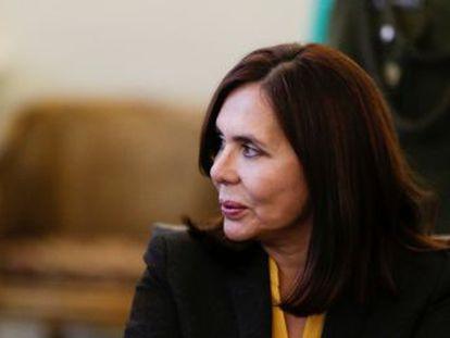 En entrevista, la canciller boliviana acusa al Gobierno mexicano de mentir sobre el asedio de su Embajada en La Paz para interferir en la política interna del país sudamericano