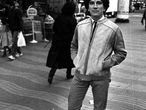 Reinaldo Arenas en 1985.