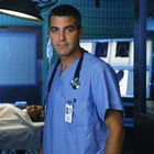 ER -- SEASON 4 -- Pictured: George Clooney as Dr. Doug Ross (Photo by /NBCU Photo Bank/NBCUniversal via Getty Images via Getty Images). 1990
