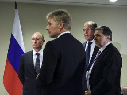 Moscú considera, como hizo Trump, que se trata de una  caza de brujas