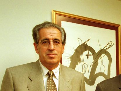 Romà Cuyàs, dirigente del COE e impulsor de Barcelona 92.