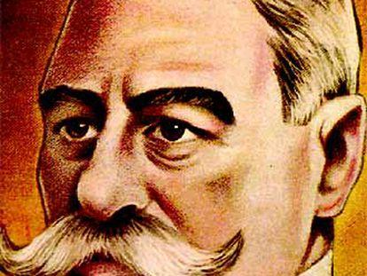 El escritor argentino Miguel Cané.
