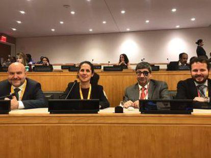 Ana Peláez es la primera mujer con discapacidad que formará parte del Comité de Derechos de las Mujeres de Naciones Unidas