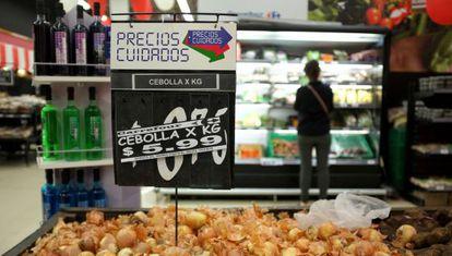 Un supermercado de Buenos Aires