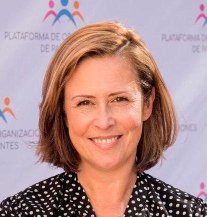 Carina Escobar, secretaria general de la Asociación de Personas con Enfermedades Crónicas Inflamatorias Inmunomediadas (UNiMiD).