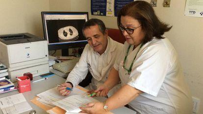El doctor Bartomeu Massuti, jefe de oncología del Hospital General de Alicante.