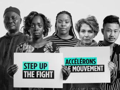 Varias organizaciones lanzan la campaña 'España, súmate a la lucha' para pedir a nuestro país que se comprometa en la erradicación de tres enfermedades mortales