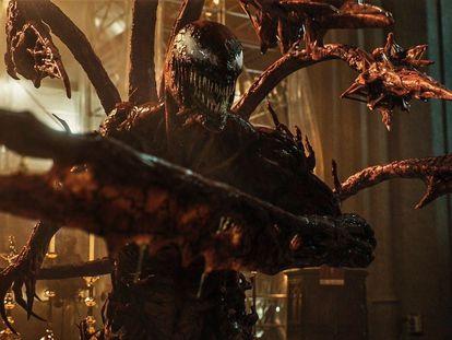 Imagen de 'Venom: habrá matanza'