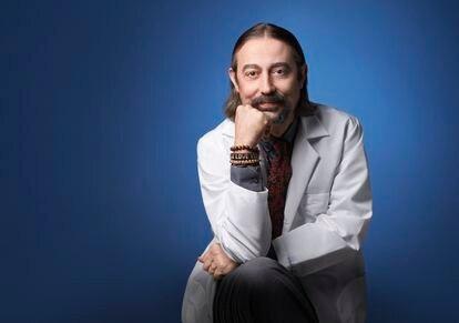 Adolfo Garcia-Sastre, virólogo del Hospital Monte Sinai de Nueva York.