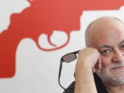 Gerardo Vera, en el Teatro María Guerrero.