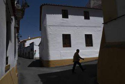 Calles de Barrancos.