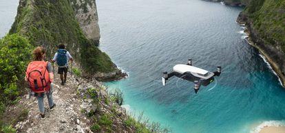 Dron Air Mavic, de DJI.