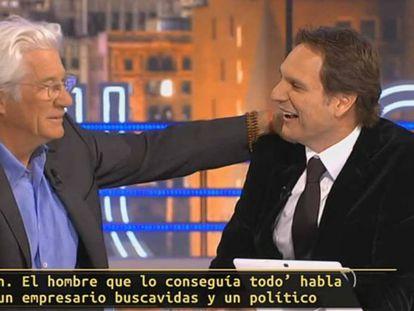 Cárdenas vs. Richard Gere: crónica de un naufragio