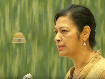 La investigadora Ana María Henao, en una imagen de archivo.