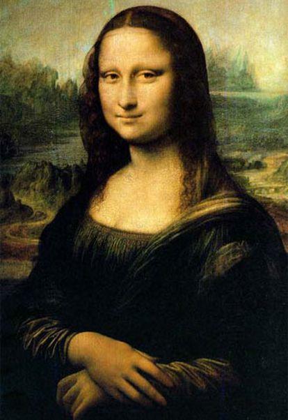 <i>La Gioconda</i>, pintada por Leonardo da Vinci entre 1503 y 1506.