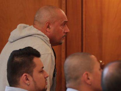 O Mulo, durante un juicio en mayo de 2017.