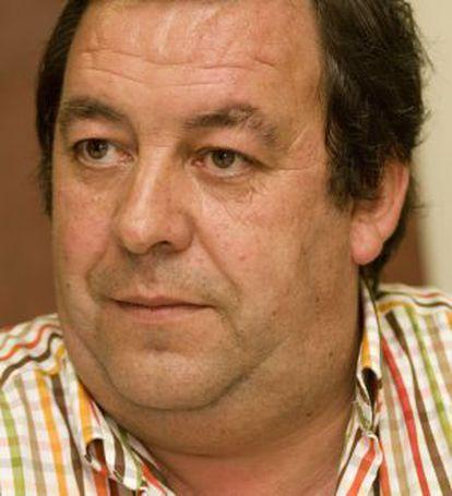 El alcalde de Robledo de Chavela, Mario de la Fuente.
