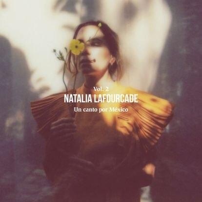 Portada del disco 'Un canto por México', de Natalia Lafourcade.