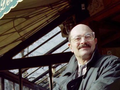 Jean-Jacques Pauvert, en París en 1991.