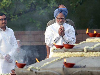 El primer ministro indio vuelve a jurar su cargo cinco años después de su primera victoria