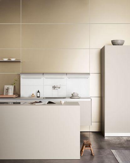Una imagen del sistema de cocinas b3 de Bulthaup.