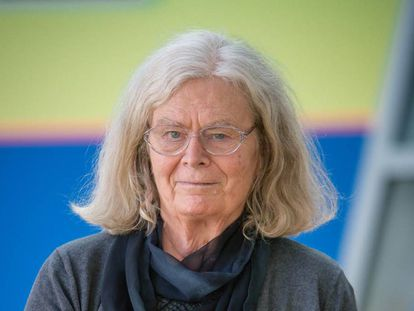 La matemática estadounidense Karen Uhlenbeck.