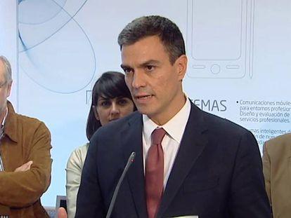 """Sánchez sobre el Estado laico: """"Mi ejemplo es la República francesa"""""""