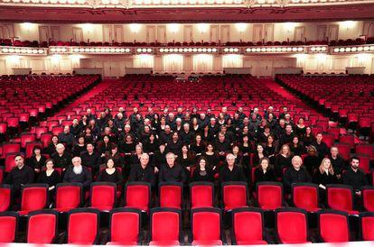 La St. Louis Symphony Orchestra.