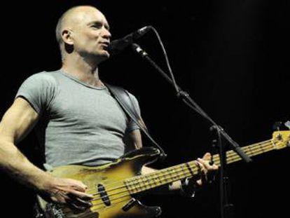 Sting, en Cap Roig el año pasado-