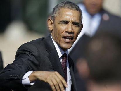 Obama, este viernes en Utah.