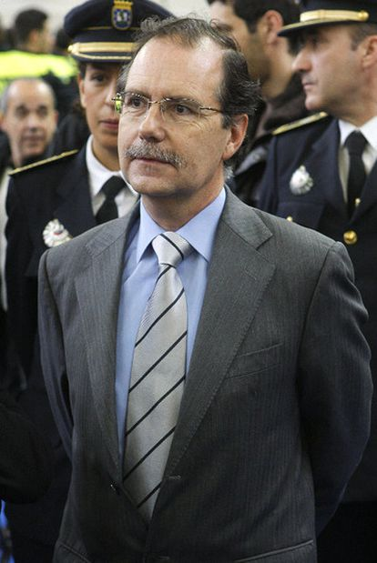 Francisco Vieira, presidente del TSJ de Madrid