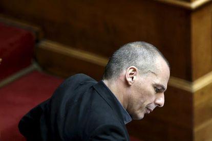 Yanis Varoufakis, el pasado 11 de junio en Atenas.